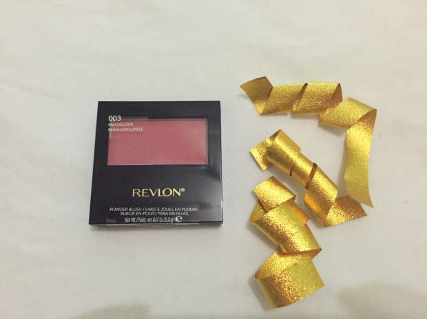 Powder Blush in Mauvelous